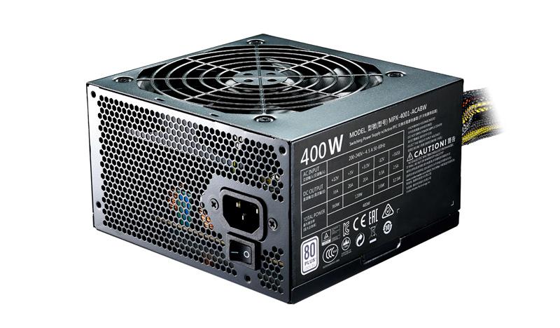 Блок питания Cooler Master MPX-4001-ACABW , RTL {6} блок питания cooler master masterwatt 550w