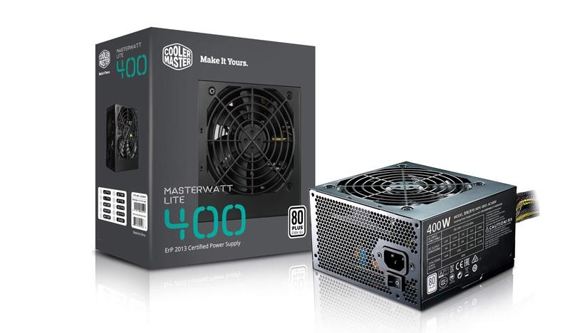 Блок питания Cooler Master MasterWatt Lite 400 230V MPX-4001-ACABW RTL {6} блок питания cooler master masterwatt 550w