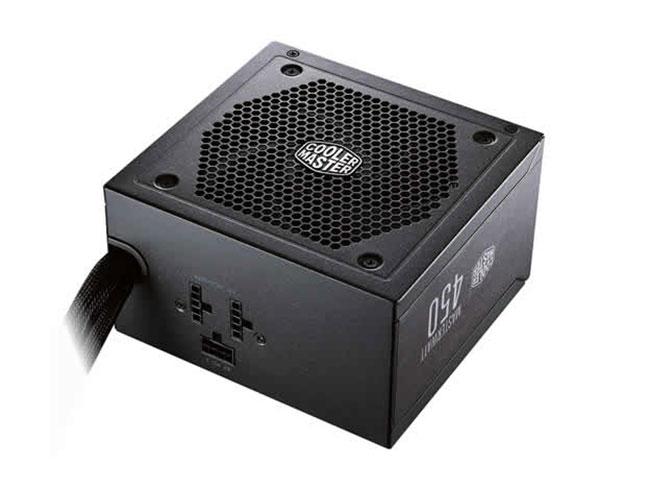Блок питания Cooler Master MasterWatt 450 MPX-4501-AMAAB RTL {5} блок питания atx 550 вт cooler master masterwatt 550 mpx 5501 amaab eu