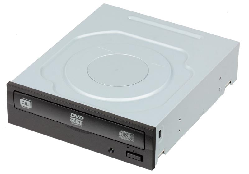 Оптич. накопитель DVD±RW Lite-On iHAS122-18/14 Black