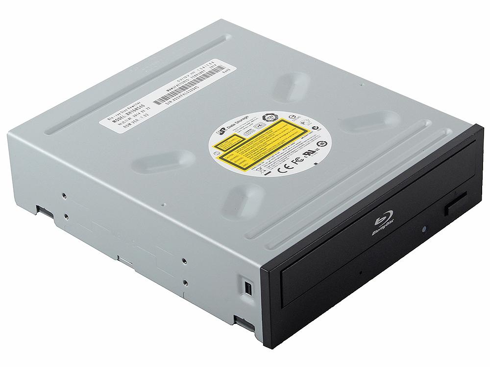 Оптический накопитель BD-W LG (HLDS) BH16NS40 Black