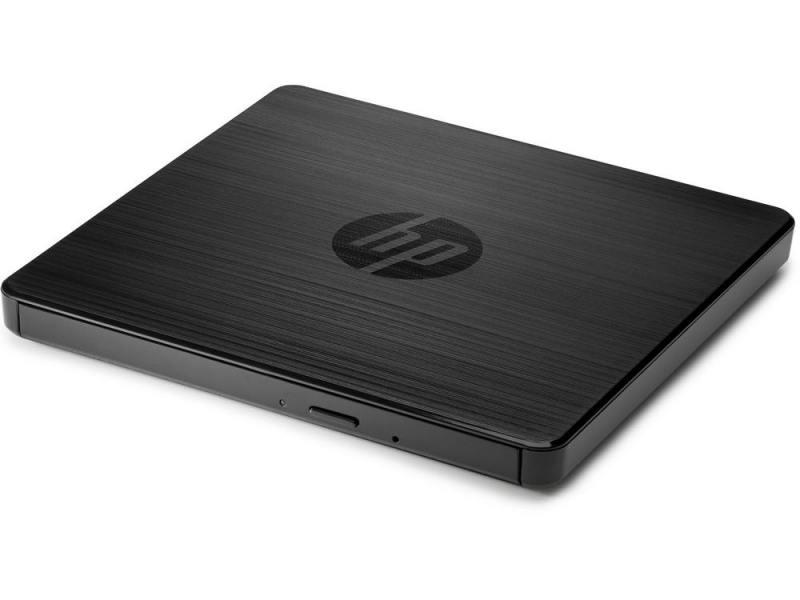 Привод DVD-RW HP USB 2.0 F2B56AA черный привод hp usb external nls dvdrw drive f2b56aa f2b56aa