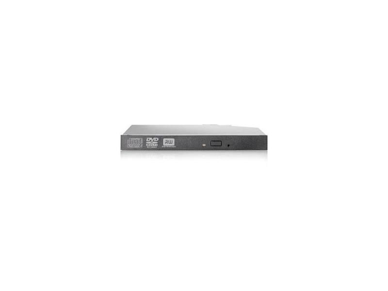 Привод DVD-RW HP 12.7mm SATA Jb Kit 652235-B21 черный