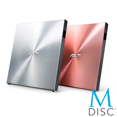 Внешний привод DVD±RW Asus SDRW-08U5S-U/PINK/G/AS USB 2.0 розовый Retail