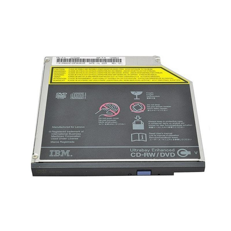 Привод для сервера DVD±RW Lenovo UltraSlim Enhanced SATA Multiburner for x3550/x3650 M5 00AM067