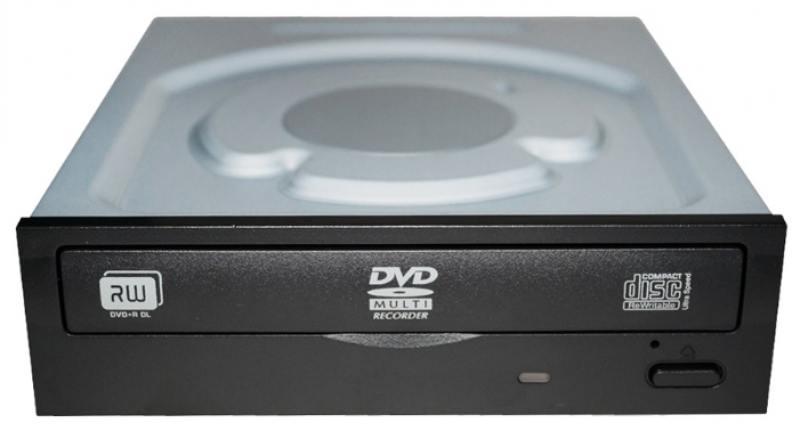 Привод для ПК DVD±RW Lite-On iHAS122-14 SATA черный выносной dvd rw привод