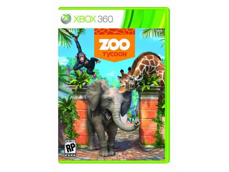 Игра для Xbox 360 Zoo Tycoon E2Y-00014