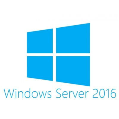Программное обеспечение Microsoft Windows Server 2016 Standard for Dell PowerEdge Servers ONLY, 16 Core, ROK original blade server for dell m600 jw560 radiator