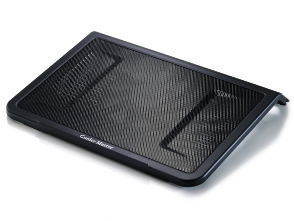 Теплоотводящая подставка для ноутбуков Cooler Master Notepal L1 R9-NBC-NPL1-GP теплоотводящая подставка для ноутбуков kromax satellite 60 ноутбука планшетника наклон размер 52х26 см max 9 кг