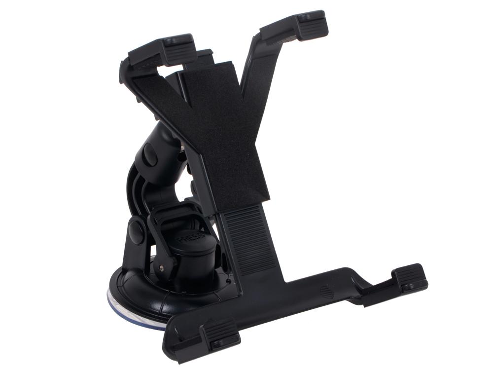 Универсальный Автомобильный Держатель KROMAX SATELLITE-90, на лобовое стекло, для планшетного ПК, GPS, ТВ и др. портативных эл. устройств 7-11 дюймов автомобильный держатель kromax stocker 04
