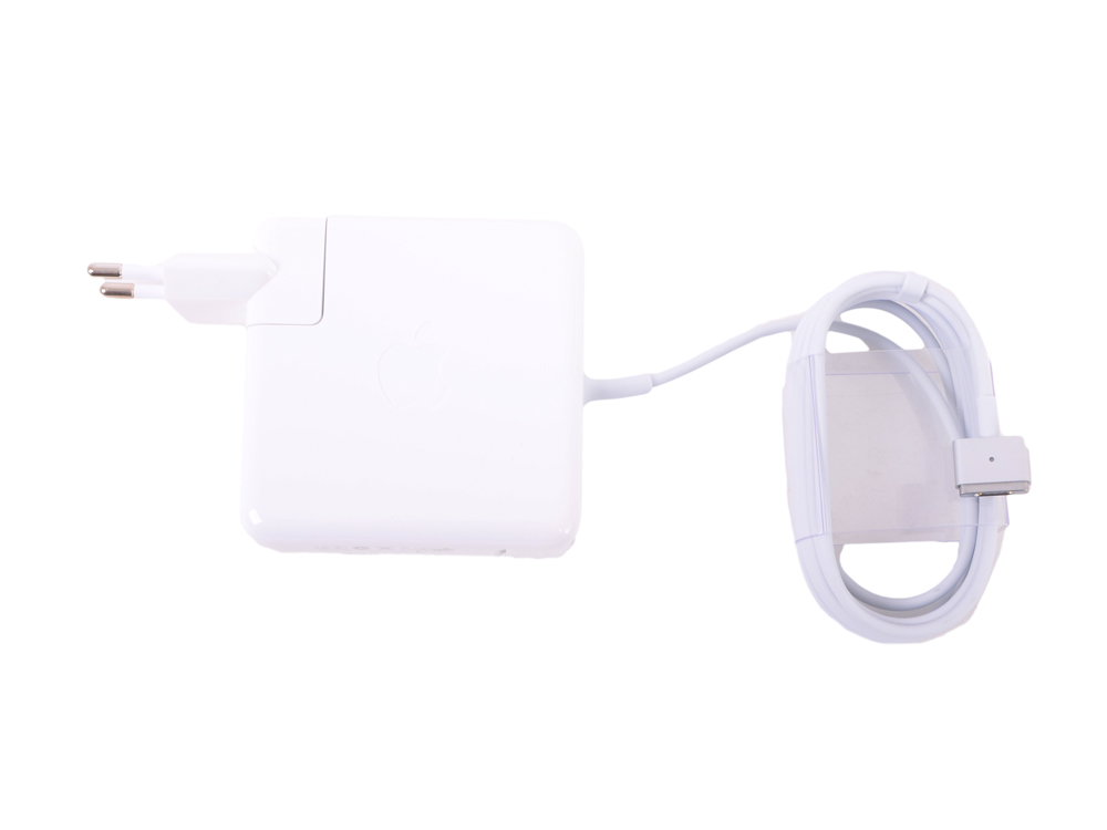 Зарядный блок питания Apple 85W MagSafe 2 Power Adapter (MD506Z/A) (MacBook Pro) 1pcs right angle 90 degree usb 2 0 a male female adapter connecter for lap pc wholesale drop shipping