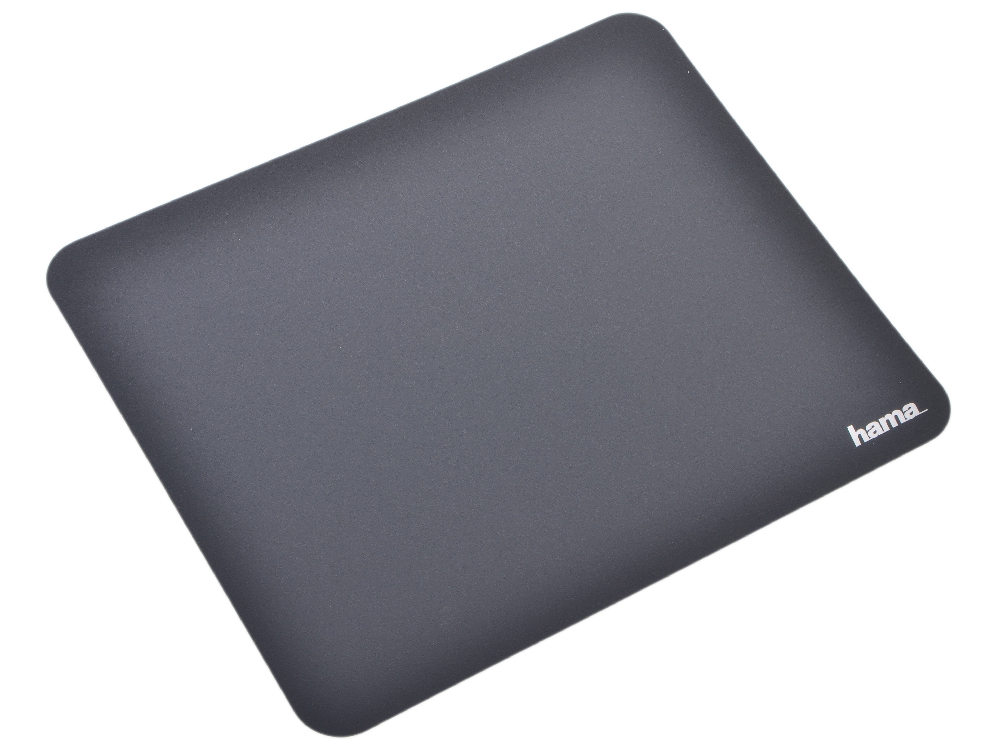 Коврик для мыши Hama -54750  лазерной , полипропилен, черный