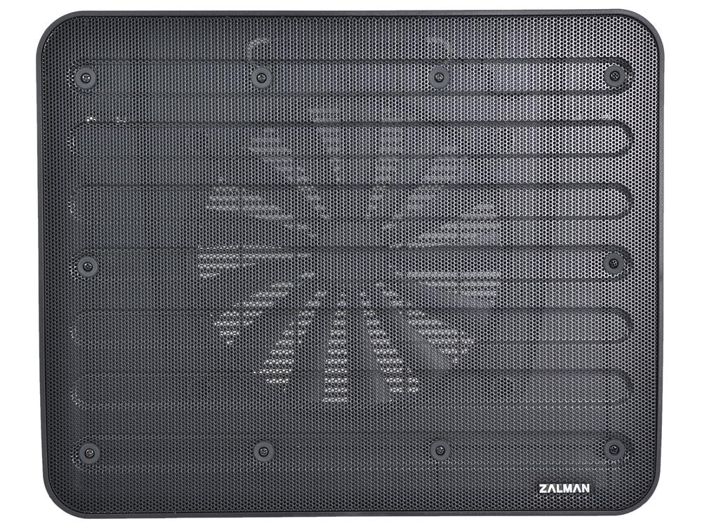 """Теплоотводящая подставка под ноутбук Zalman ZM-NC3 (12""""-17"""", черный) 12""""-17"""" , черный"""
