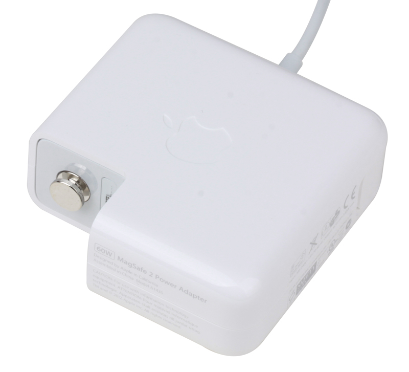 Зарядный блок питания Apple MagSafe 2 Power Adapter - 60W (MacBook Pro 13-inch with Retina display) MD565z/a original a1502 a1425 a1398 lcd led lvds display screen cable for apple macbook pro retina 13 15 2012 2013 2014 2015 year