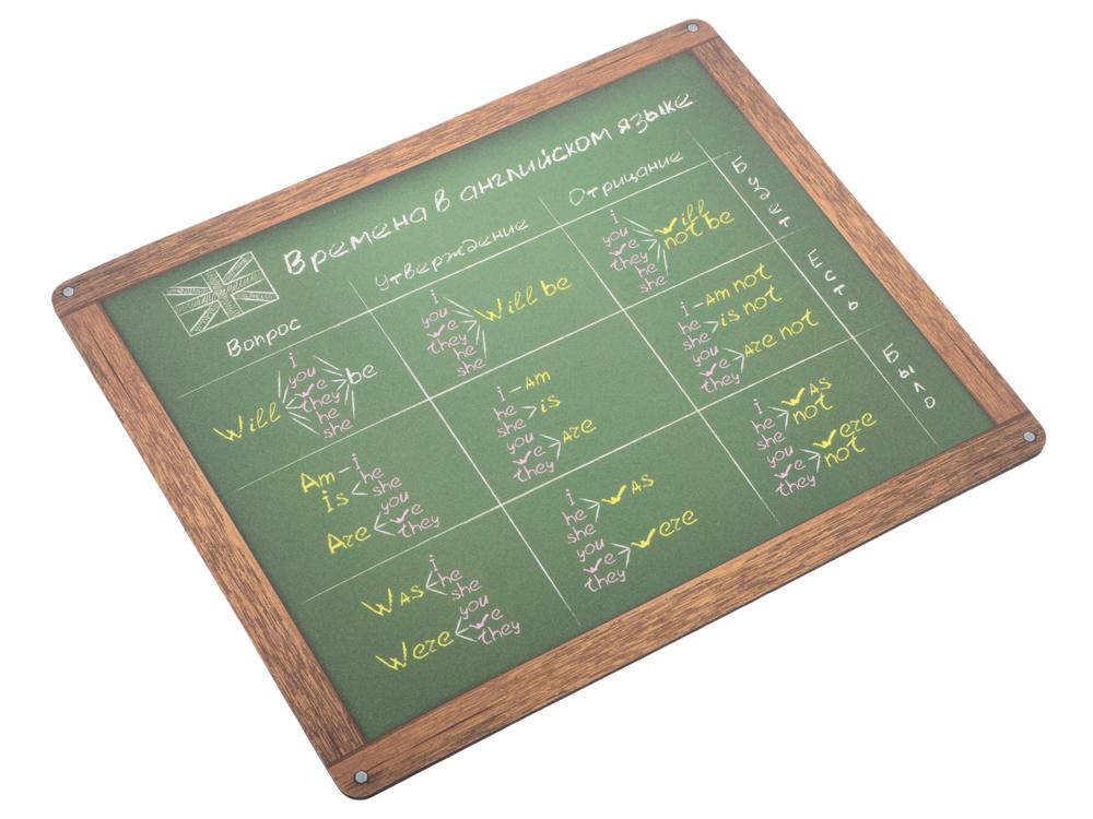 Коврик для мыши CBR CMP 027 English, учебный, Английский язык коврик для мыши cbr cmp 024 arithmetic