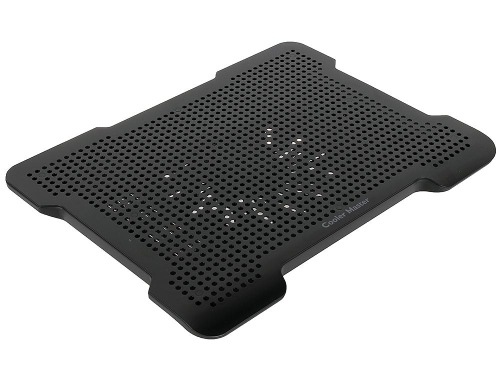 Теплоотводящая подставка под ноутбук Cooler Master NotePal X-Lite II (R9-NBC-XL2K-GP) охлаждающая подставка для ноутбука cooler master notepal xl r9 nbc nxlk gp