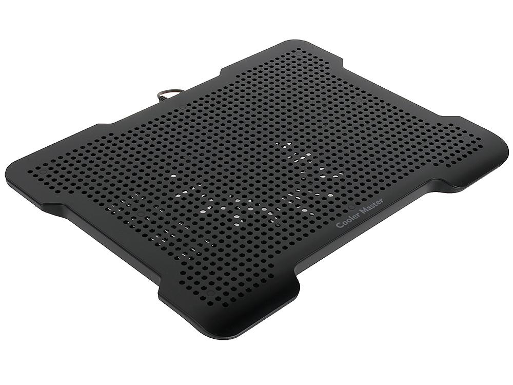 Теплоотводящая подставка под ноутбук Cooler Master NotePal X-Lite II Basic (R9-NBC-XL2E-GP)*