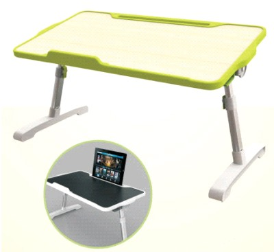 """Столик-трансформер ORIENT FTNB-05 для ноутбука до 19"""" с держателем для планшета/электронной книги, регулировка наклона, высота от 23"""