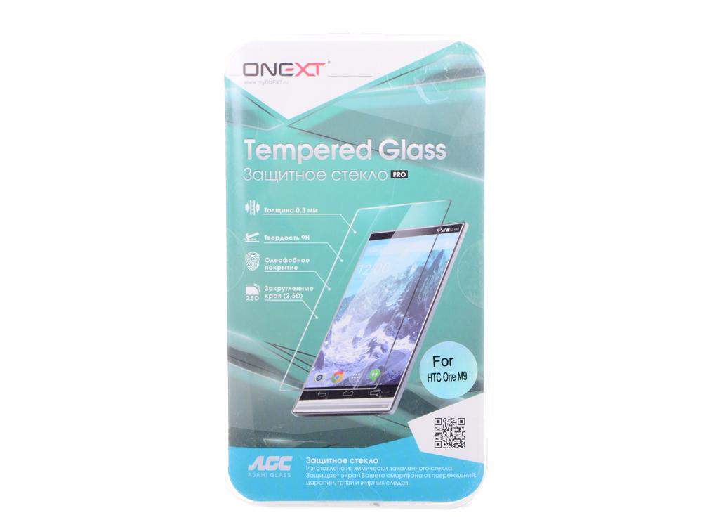 Защитное стекло для HTC One M9, Onext аксессуар защитное стекло htc desire 530 630 onext 41066