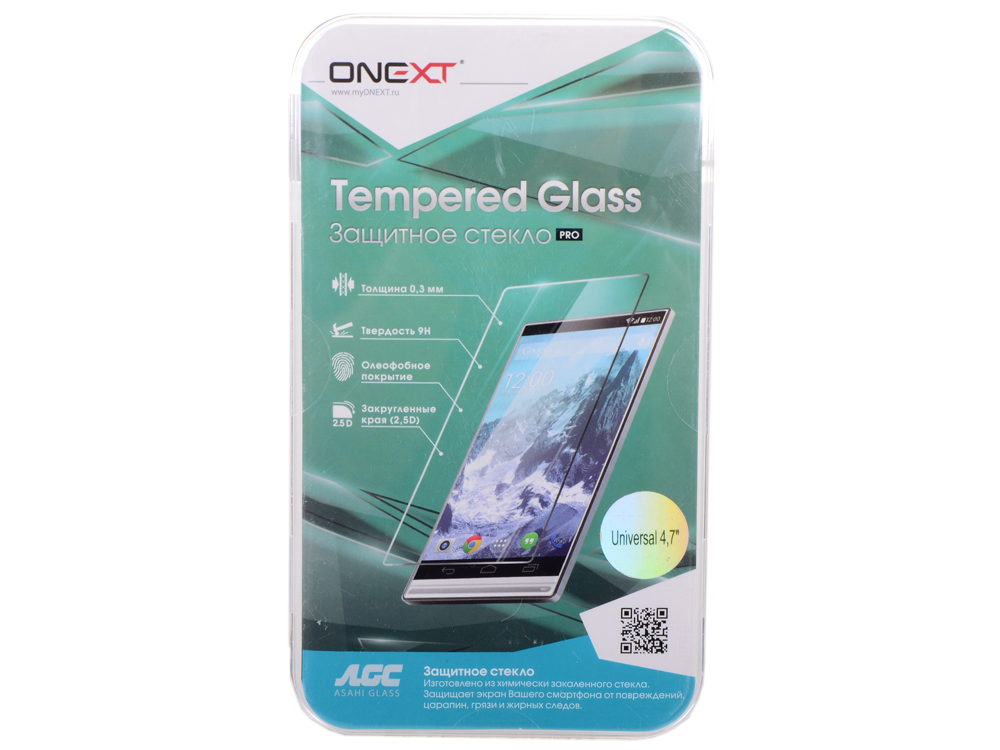 Защитное стекло для дисплеев 4,7 универсальное, Onext защитное стекло onext для дисплеев 5 5 универсальное