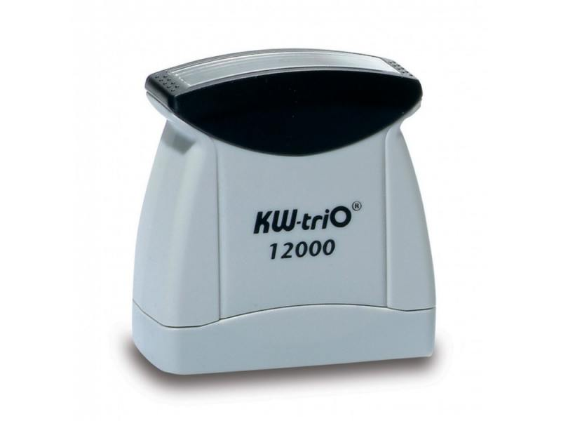 Штамп KW-trio 12003 со стандартным словом СРОЧНО пластик цвет печати ассорти  наколенники пластиковые fit цвет черный серый 12003