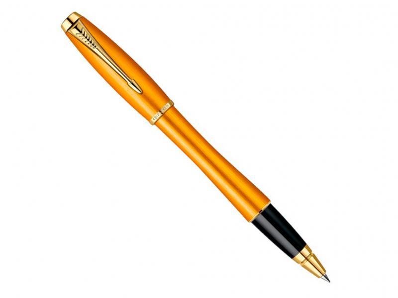 Ручка-роллер Parker Urban Premium T205 чернила черные корпус оранжевый 1892653 dunlop winter maxx wm01 205 65 r15 t