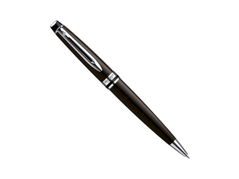 Шариковая ручка Waterman Expert чернила синие корпус коричневый S0952280 waterman шариковая ручка expert 3 precious ct black waterman s0963360