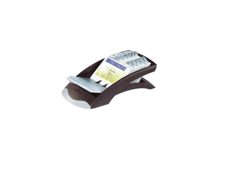 Визитница Durable Visifix desk на 200 карт черный 241301 free shipping 10pcs 100% new njm2211 jrc 2211