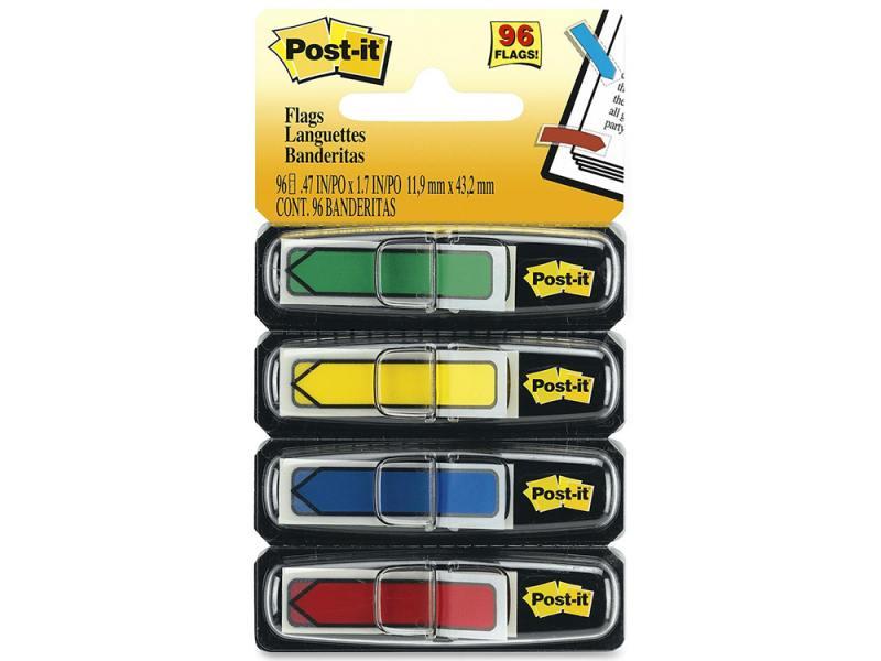Набор стикеров с липким слоем 3M 24 листа 12х43 мм зеленый желтый синий красный dia 400mm 900w 220v w 3m psa