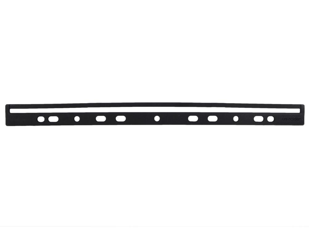 Планка Durable с перфорацией пластик черный 50шт 2935/01