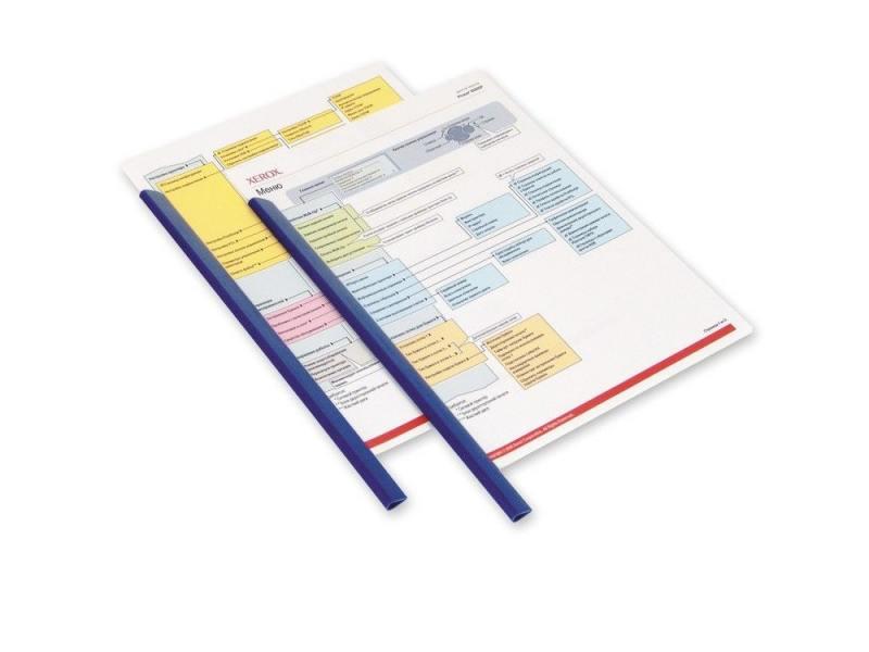 Скрепкошина Durable 6мм синий 100шт 290107 durable 231203