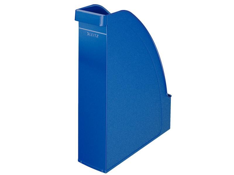 Лоток вертикальный Leitz Plus синий 24760035 leitz allura 52010095