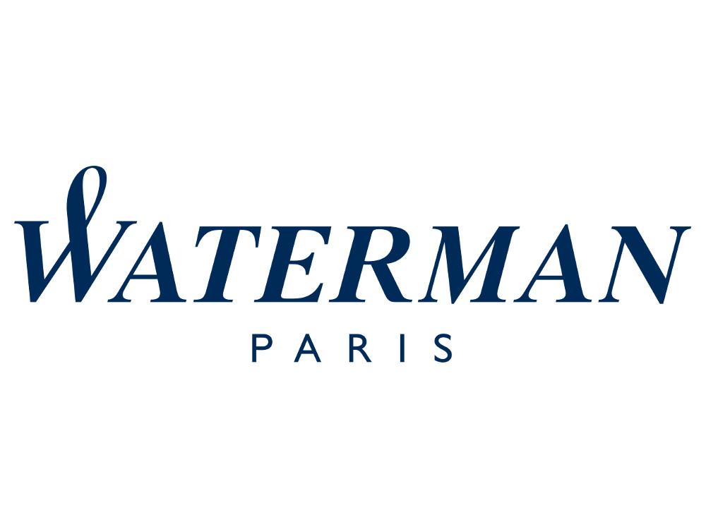 Ручка перьевая Waterman Hemisphere Steel GT перо F серебристый S0920310 ручка перьевая waterman hemisphere mattblack gt перо f черный s0920710