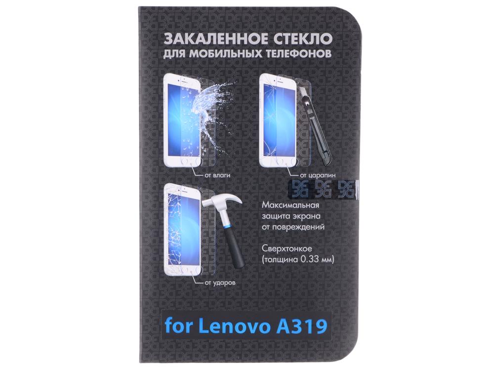 Защитное стекло для Lenovo A319, DF защитное стекло для lenovo ideaphone a319 onext