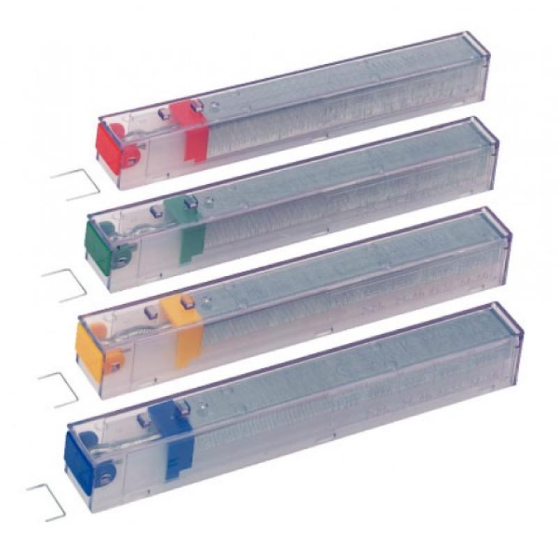 Кассета Leitz K10 со скобами №26/10 для степлера 5551 и 5550 55930000 кассета leitz k12 со скобами 26 12 для степлера 5551 и 5550 55940000