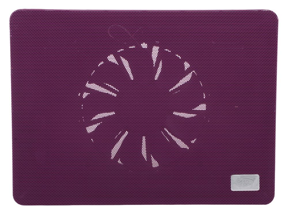 Теплоотводящая подставка под ноутбук Deepcool N1 (N1PURPLE) пурпурный