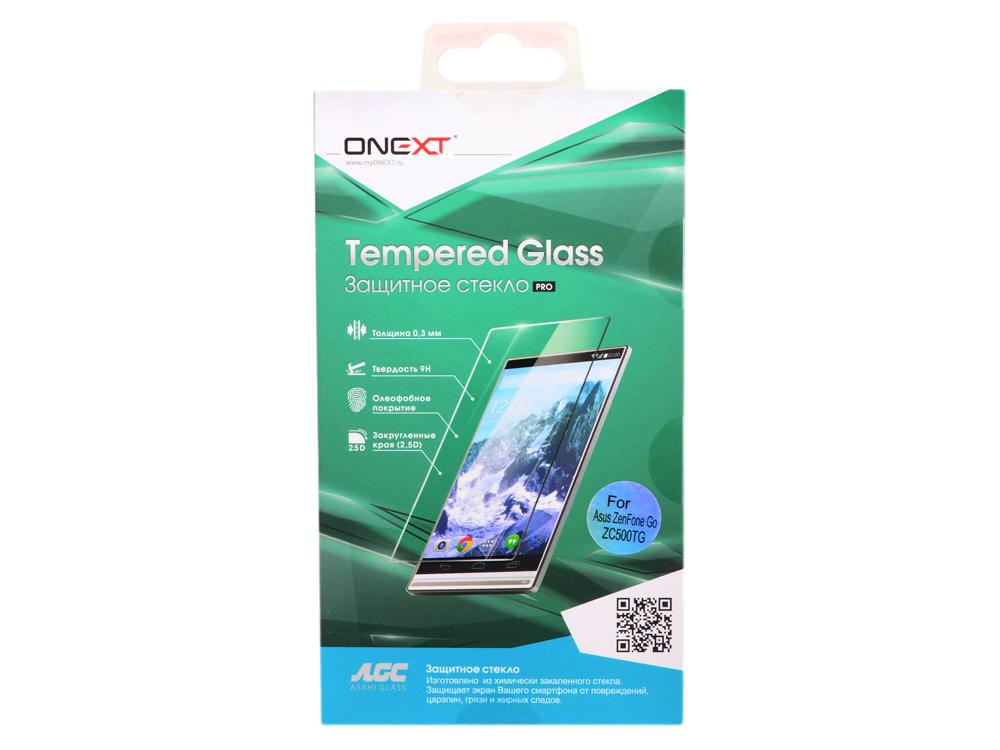 Защитное стекло Onext для телефона Asus Zenfone Go ZC500TG