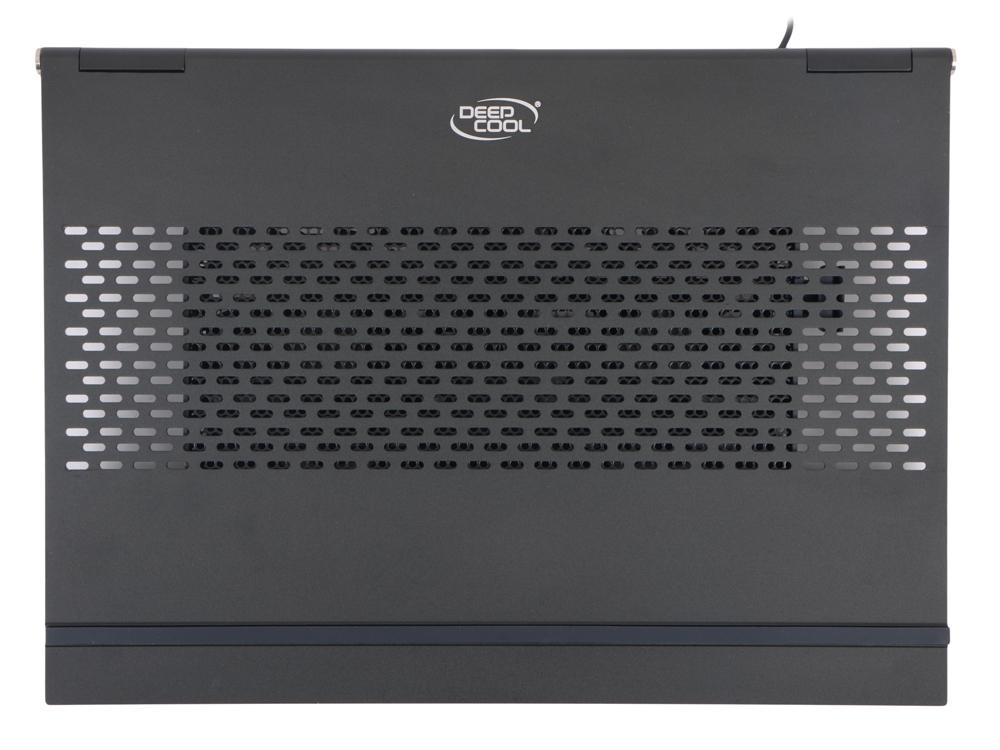 """Теплоотводящая подставка под ноутбук DeepCool E-MOVE (до 15,6"""", 2х100 мм вентилятор)"""