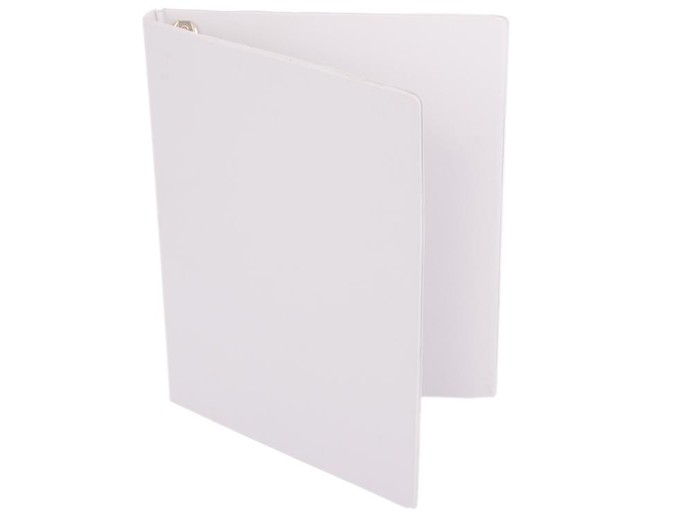 Папка на 4-х кольцах Durable А4 25мм PVC серый 3170-10
