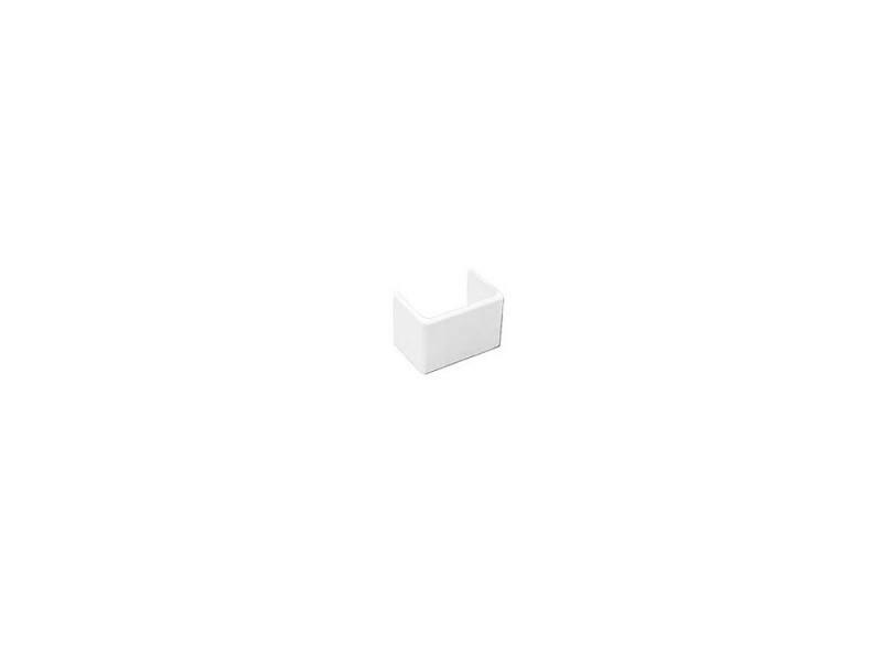 Накладка Legrand на стык кабель-канала 20х12.5 белый 33602 заглушка legrand для кабель канала 40х12 5 белый 31204