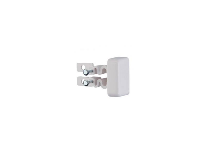 Заглушка Legrand для кабель-канала 40х12.5 белый 31204 заглушка legrand 105x50 белый 10700