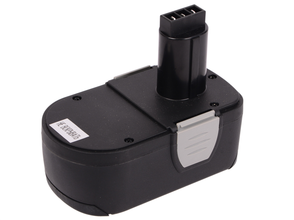 цена на Батарея аккумуляторная Интерскол 18В.2 А/ч NiCd ДАУ-13/18ЭР 76.02.03.00.00