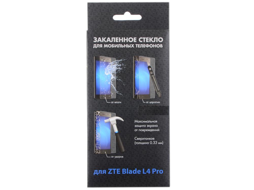 все цены на  Закаленное стекло для ZTE Blade L4 Pro DF zSteel-13  онлайн