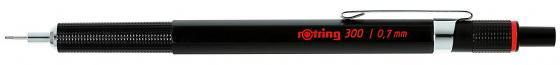 Карандаш механический Rotring 300 0.7мм черный 1904724 карандаш механический rotring 300