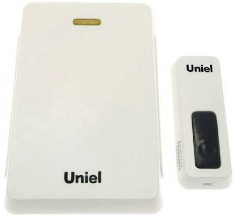цена на Звонок беспроводной (03609) UDB-005W-R1T1-32S-100M-WH