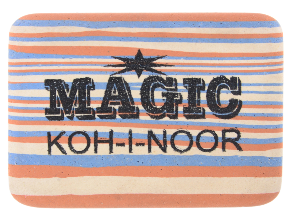 Ластик MAGIC, каучук натуральный ever magic 24 inches