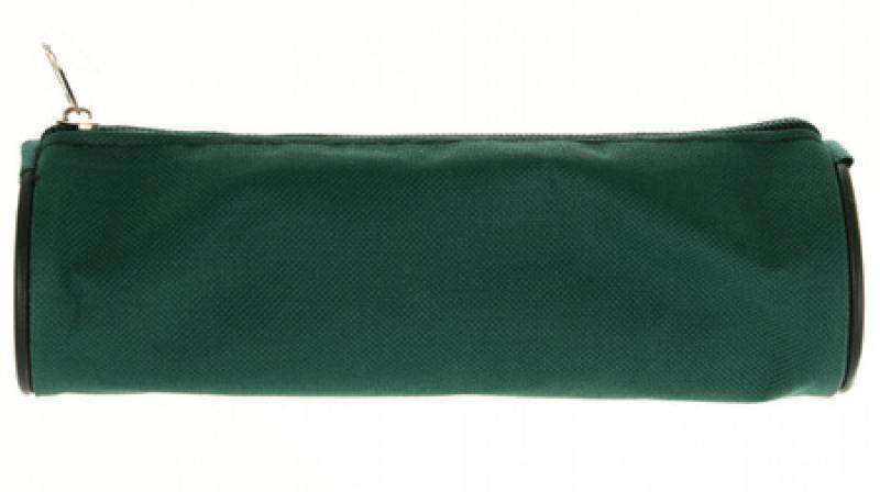 Фото - Пенал-тубус, на молнии, ACTION!, круглый, без наполнения, зеленый пенал dakine lunch box 5 l augusta