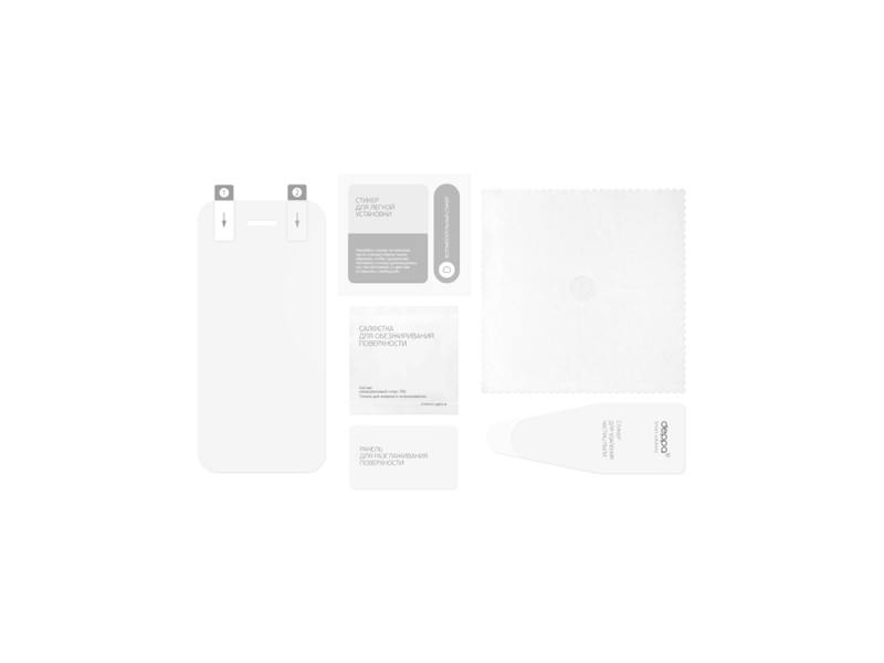 Защитная пленка Deppa для Samsung Galaxy S5 прозрачная 61311 защитная пленка liberty project защитная пленка lp для samsung i9100 прозрачная
