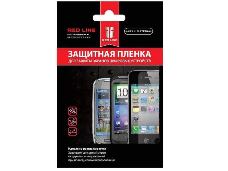 Пленка защитная Red Line для Lumia 535 Chacra глянцевая защитная пленка red line sp для alcatel shine lite глянцевая