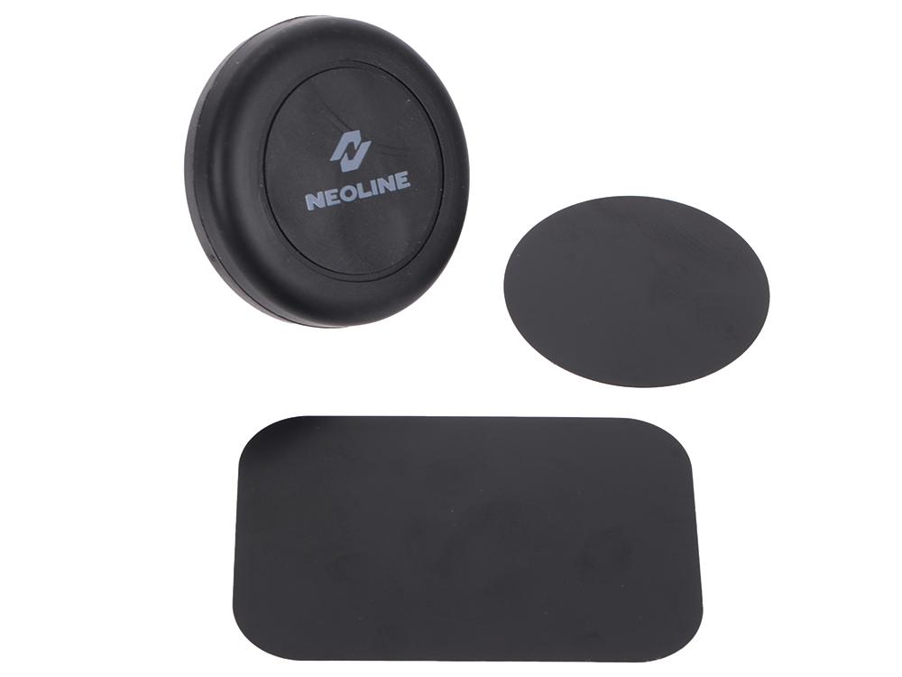 Автомобильный держатель Neoline Fixit M5 для смартфонов черный neoline wide s50